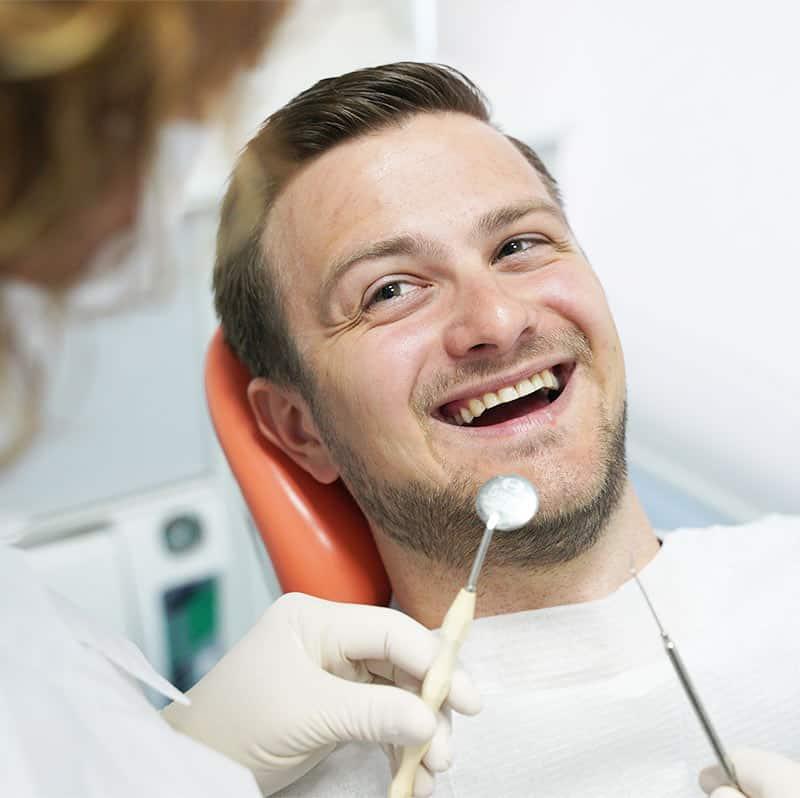 OrthoDental - Pacient in splošna zobozdravnica